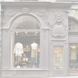 La Petite Rennaise, magasin de vêtements